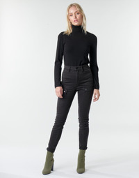 material Women Cargo trousers G-Star Raw BLOSSITE ARMY ULTRA HIGH SKINNY WMN Dk /  black / Gd