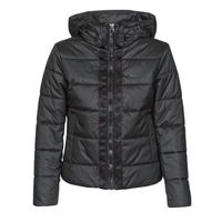 material Women Duffel coats G-Star Raw MEEFIC HDD PDD JACKET WMN Dk /  black
