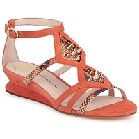Shoes Women Sandals House of Harlow 1960 CELINEY Coral