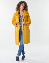 material Women coats S.Oliver 05-009-52 Yellow