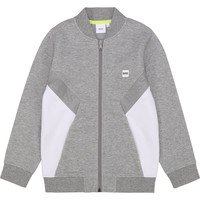 material Boy sweaters BOSS J25G80 Grey