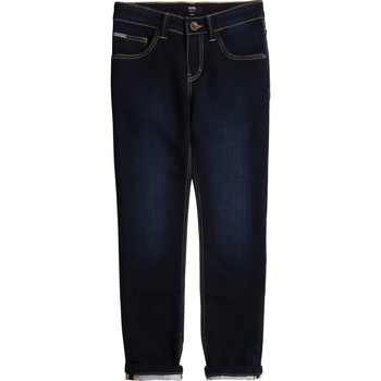 material Boy slim jeans BOSS J24669 Blue