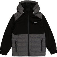 material Boy Jackets / Cardigans BOSS J25G76 Black