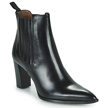 Shoes Women Ankle boots Muratti AMYNA Black