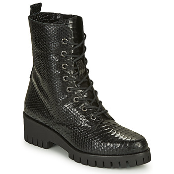Shoes Women Mid boots Sweet Lemon DAMIA Black