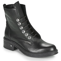 Shoes Women Mid boots Sweet Lemon Revelo Black