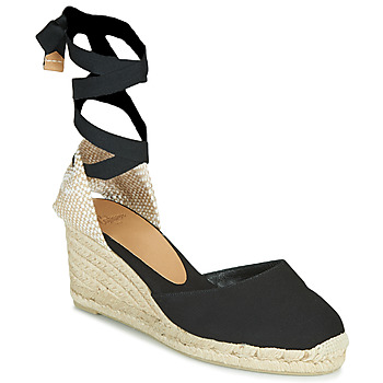Shoes Women Sandals Castaner CARINA Black