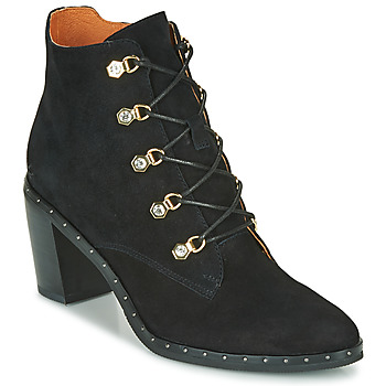 Shoes Women Ankle boots Mam'Zelle NECLA Black