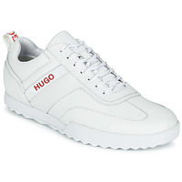 Shoes Men Low top trainers BOSS MATRIX LOWP NA White