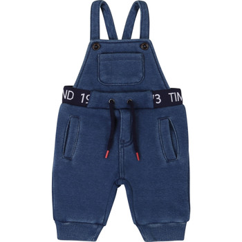 material Boy Jumpsuits / Dungarees Timberland T94737 Blue