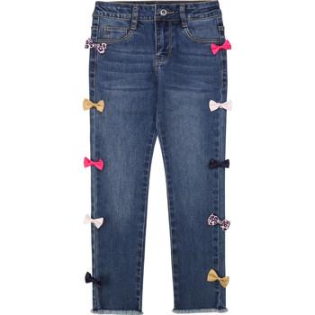 material Girl slim jeans Billieblush / Billybandit U14406 Blue