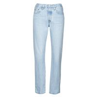 material Women Boyfriend jeans Levi's 501 CROP Luxor