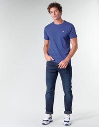 material Men straight jeans Levi's 502 REGULAR TAPER Blue / Ridge