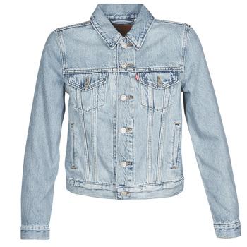 material Women Denim jackets Levi's ORIGINAL TRUCKER All