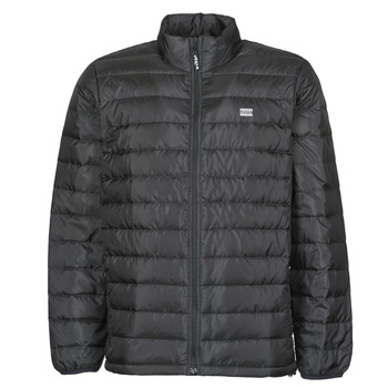 material Men Duffel coats Levi's PRESIDIO PACKABLE JACKET Mineral /  black