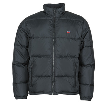 material Men Duffel coats Levi's FILLMORE SHORT JACKET Jet /  black