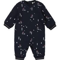 material Boy Jumpsuits / Dungarees Carrément Beau Y94187 Blue