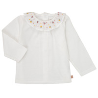 material Girl Long sleeved shirts Carrément Beau Y95244 White
