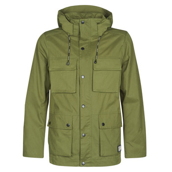 material Men Parkas Scotch & Soda POCKET MILITARY Kaki