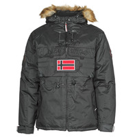 material Men Parkas Geographical Norway BENCH Black