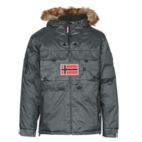 material Men Parkas Geographical Norway BENCH Grey / Dark