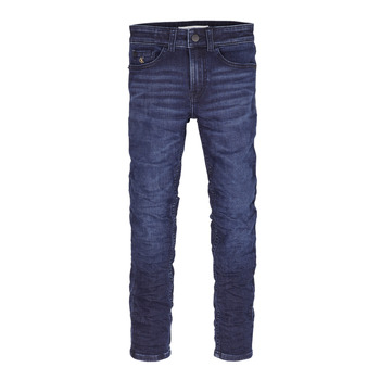 material Boy Skinny jeans Calvin Klein Jeans IB0IB00507-1BY Blue
