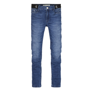 material Girl Skinny jeans Calvin Klein Jeans IG0IG00639-1A4 Blue