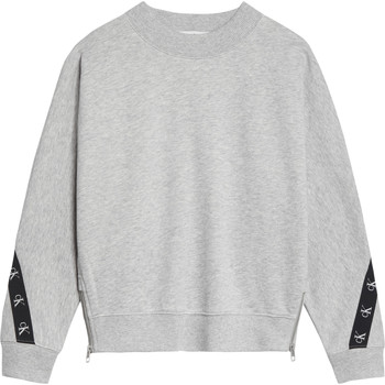 material Girl sweaters Calvin Klein Jeans IG0IG00687-PZ2 Grey