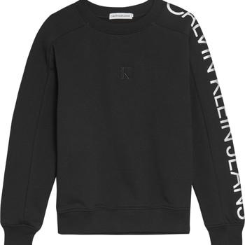 material Girl sweaters Calvin Klein Jeans IG0IG00691-BEH Black