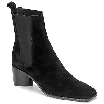 Shoes Women Ankle boots Jonak BERGAMOTE Black