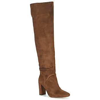 Shoes Women Boots Jonak CANVA Brown