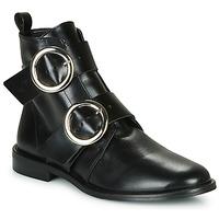 Shoes Women Mid boots Jonak DIAFO Black
