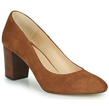 Shoes Women Court shoes Jonak VULCANE Brown