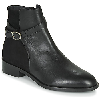 Shoes Women Mid boots Jonak DOBS Black