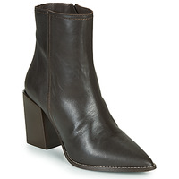 Shoes Women Ankle boots Jonak PAOLINA Brown