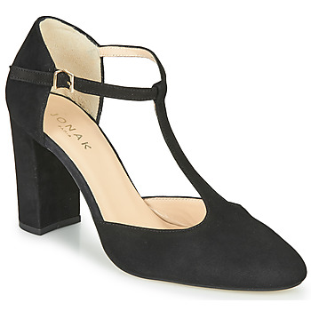 Shoes Women Court shoes Jonak VITAL Black