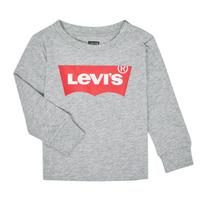 material Boy Long sleeved shirts Levi's BATWING TEE LS Grey