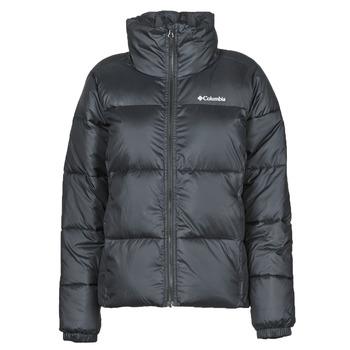 material Women Duffel coats Columbia PUFFECT JACKET Black