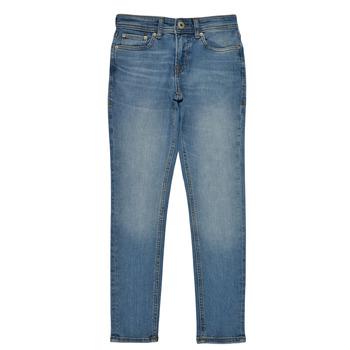 material Boy slim jeans Jack & Jones JJILIAM Blue