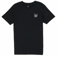 material Boy short-sleeved t-shirts Jack & Jones JJAARHUS TEE Black