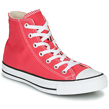 Shoes Women High top trainers Converse CHUCK TAYLOR ALL STAR - SEASONAL COLOR Pink