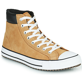 Shoes Men High top trainers Converse CHUCK TAYLOR ALL STAR PC BOOT UTILITY HI Mustard