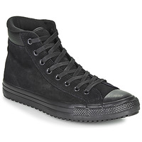 Shoes Men High top trainers Converse CHUCK TAYLOR ALL STAR PC BOOT Black / Black
