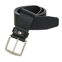 Clothes accessories Men Belts Tommy Hilfiger NEW DENTON BELT 4.0 Black