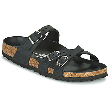 Shoes Women Mules Birkenstock FRANCA Black