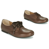 Shoes Women Derby shoes Birkenstock SAUNDERS Brown
