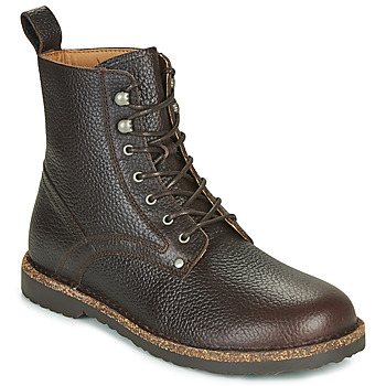 Shoes Men Mid boots Birkenstock BRYSON Brown