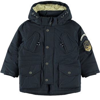 material Boy Parkas Name it NMMMACK Marine