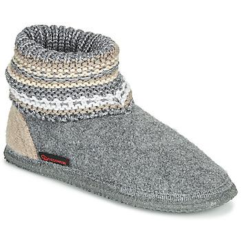Shoes Women Slippers Giesswein KIEL Grey