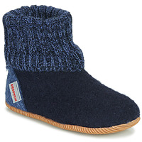 Shoes Children Slippers Giesswein WILDPOSPRIED Marine